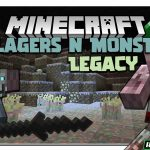villagers and monsters legacy mod 150x150 - LibrarianLib Mod 1.17.1/1.12.2/1.11.2