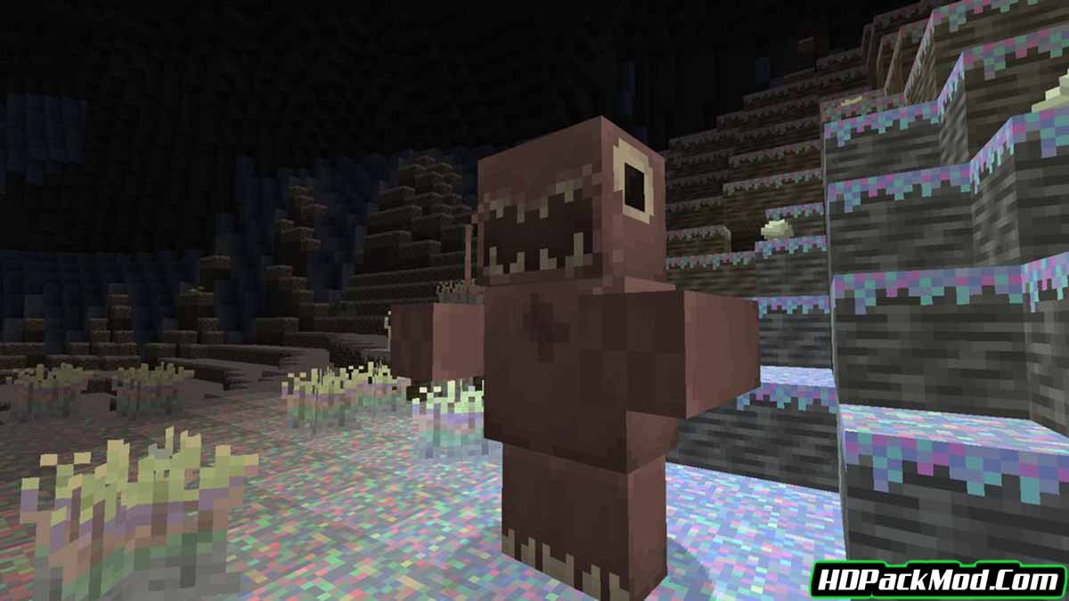 villagers and monsters legacy mod 3 - Villagers and Monsters Legacy Mod 1.16.5 (Horrible Monsters)