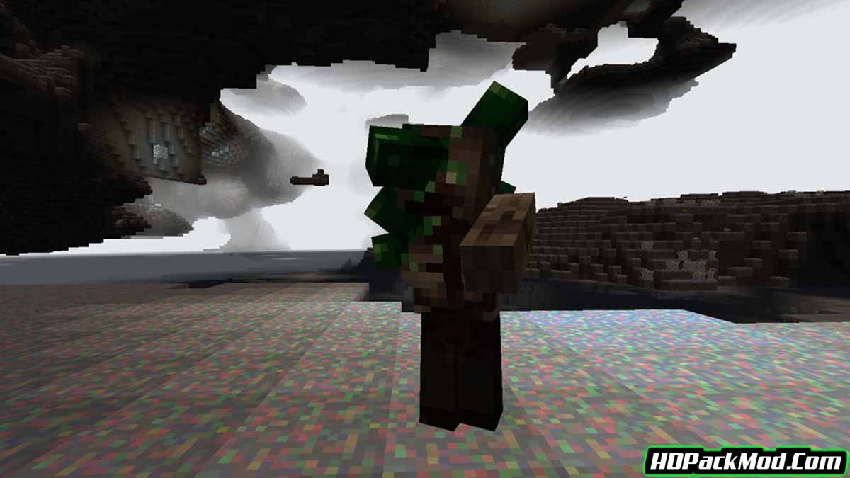 villagers and monsters legacy mod 4 - Villagers and Monsters Legacy Mod 1.16.5 (Horrible Monsters)