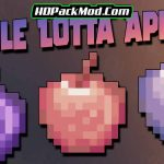 whole lotta apples mod 150x150 - It's The Little Things Mod 1.17.1/1.16.5 (Game Name and Icon Change)