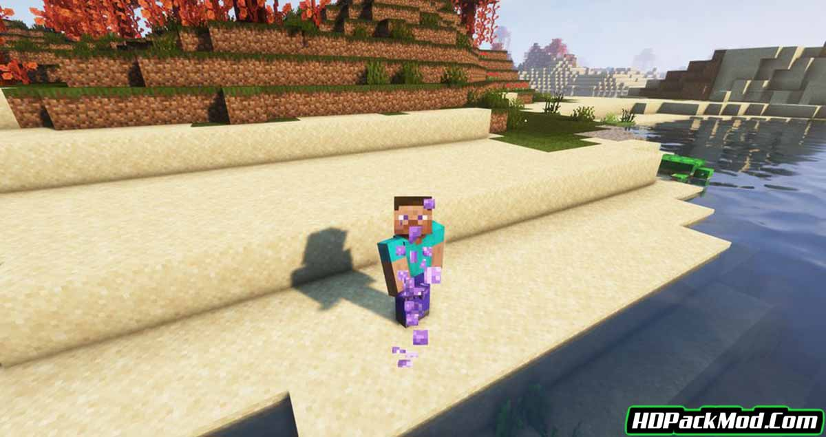 whole lotta apples mod 3 - Whole Lotta Apples Mod 1.16.5 (New Types of Apples)