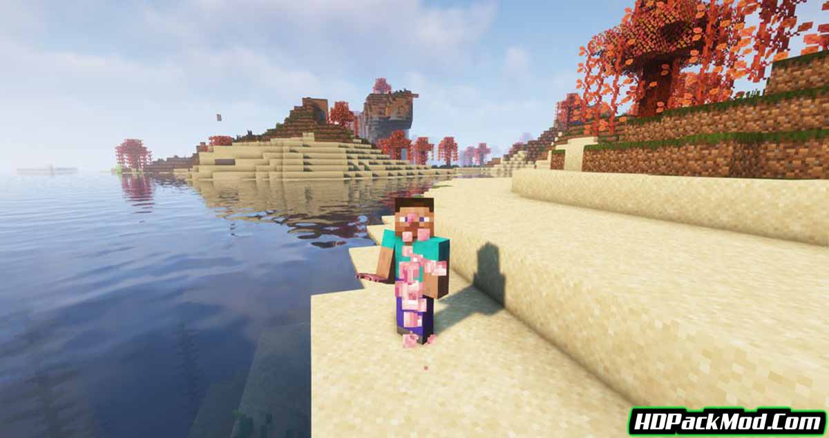 whole lotta apples mod 4 - Whole Lotta Apples Mod 1.16.5 (New Types of Apples)