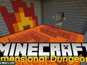 dimensional dungeons mod 280x210 - Dimensional Dungeons Mod 1.17.1/1.16.5/1.15.2