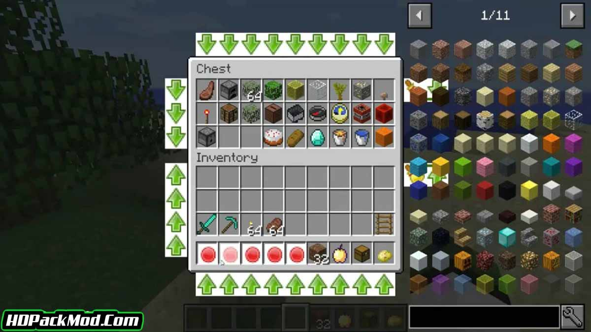 easier chests mod 4 - Easier Chests Mod 1.17.1/1.16.5/1.15.2