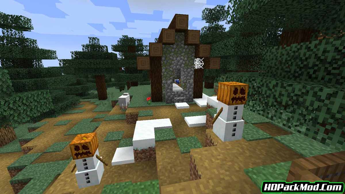 hostile villages mod 2 - Hostile Villages Mod 1.17.1/1.16.5 (Deterrent, Challenging)