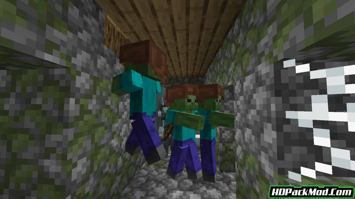 hostile villages mod 3 - Hostile Villages Mod 1.17.1/1.16.5 (Deterrent, Challenging)