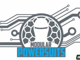 modular powersuits mod 280x210 - Modular Powersuits Mod 1.16.5/1.12.2 (Powered Tool and Armor)
