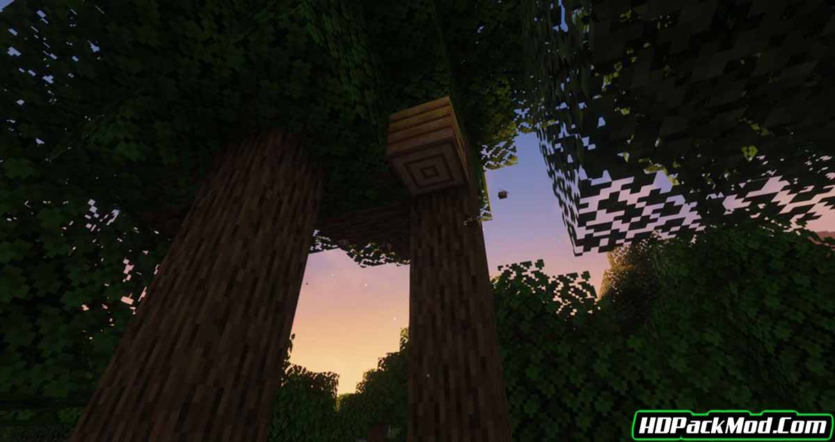 realistic bees mod 4 - Realistic Bees Mod 1.17.1/1.16.5/1.15.2