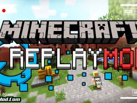 replay mod 280x210 - Replay Mod 1.16.5 (Relive, Share Your Experience, Record)