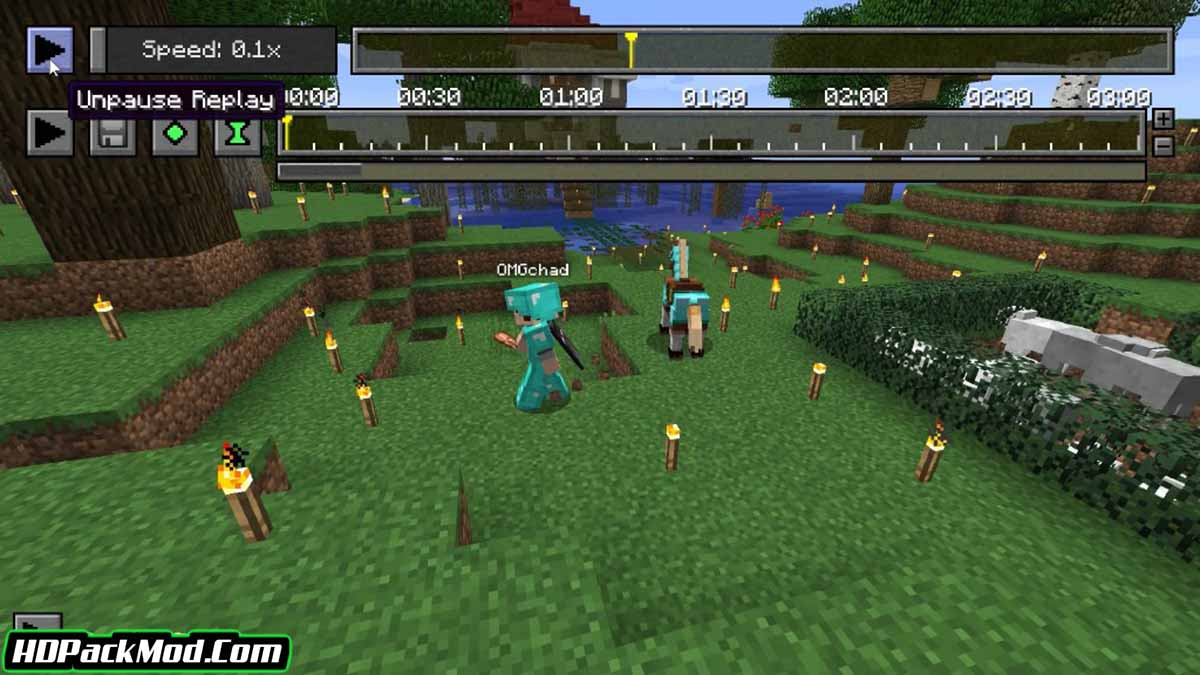 replay mod 4 - Replay Mod 1.16.5 (Relive, Share Your Experience, Record)