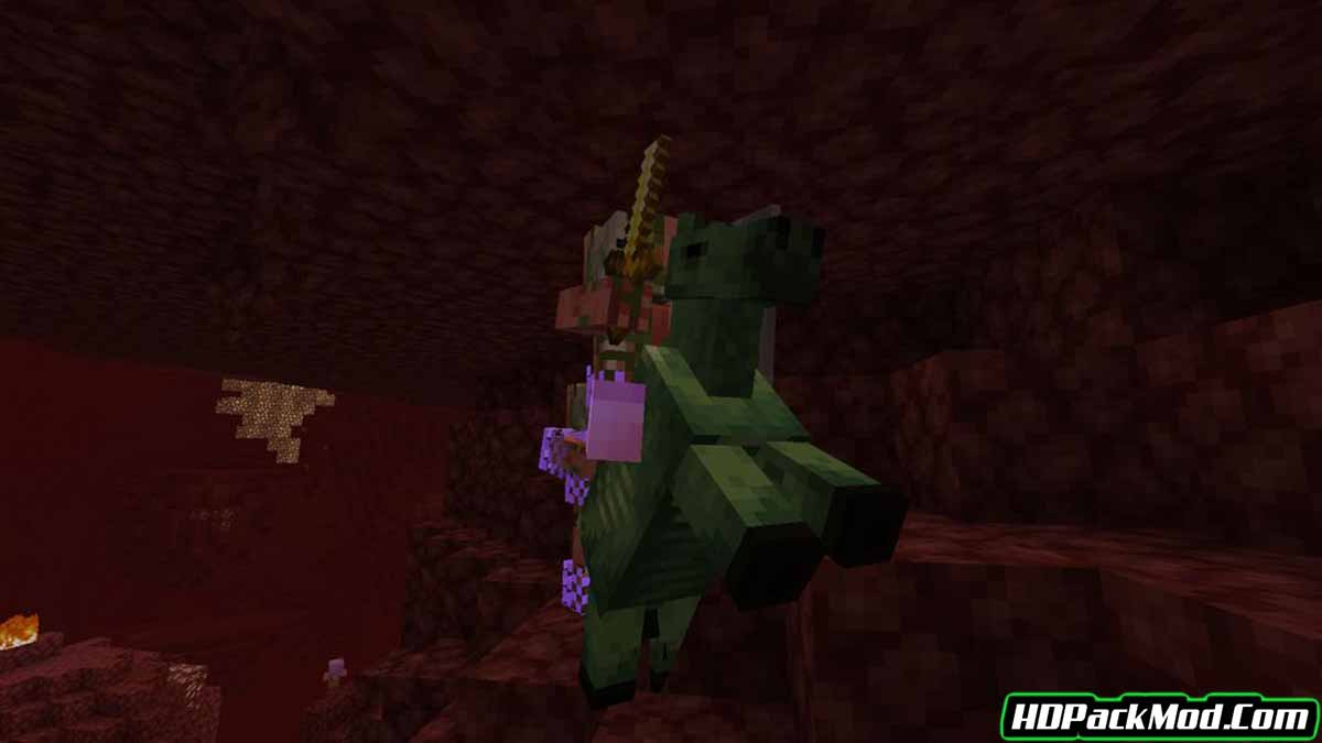 rough mobs revamped mod 4 - Rough Mobs Revamped Mod 1.15.2/1.14.4 (Game Difficulty, Powerful Mobs)
